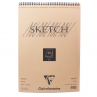Caderno Sketchbook Clairefontaine 90g/m² A3