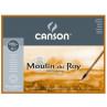 Papel de Aquarela Moulin du Roy 30,5x45,5cm Grain Torchon