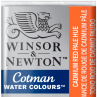 Aquarela Winsor & Newton Cotman Pastilha 103 Cadmium Red Pale Hue