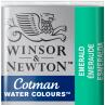 Aquarela Winsor & Newton Cotman Pastilha 235 Emerald
