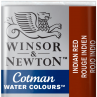 Aquarela Winsor & Newton Cotman Pastilha 317 Indian Red