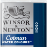Aquarela Winsor & Newton Cotman Pastilha 322 Indigo