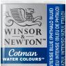 Aquarela Winsor & Newton Cotman Pastilha 327 Intense Blue
