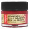 Tinta Caligráfica Speedball 12ml 3101 Vermelho Escarlate