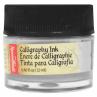 Tinta Caligráfica Speedball 12ml 3107 Prata Metálico