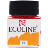 Tinta Ecoline Talens 30ml 236 Light Orange