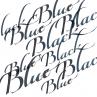 Tinta de Caligrafia Winsor & Newton 30ml Blue Black