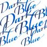 Tinta de Caligrafia Winsor & Newton 30ml Dark Blue