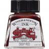Tinta para Desenho Winsor & Newton 14ml Deep Red