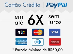 Parcelamento Cartão de Crédito